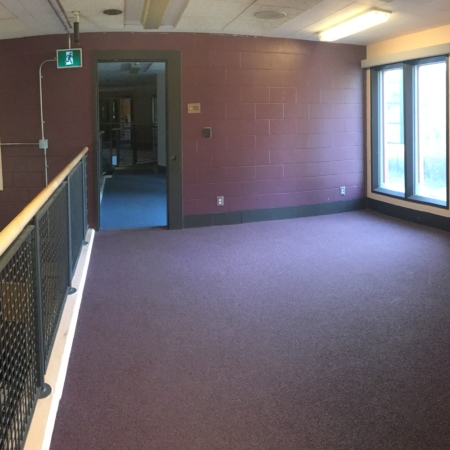 Our Place's Therapeutic Recovery Community: Before HeroWork Renovation