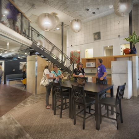 Our Place's Therapeutic Recovery Community: After HeroWork Renovation